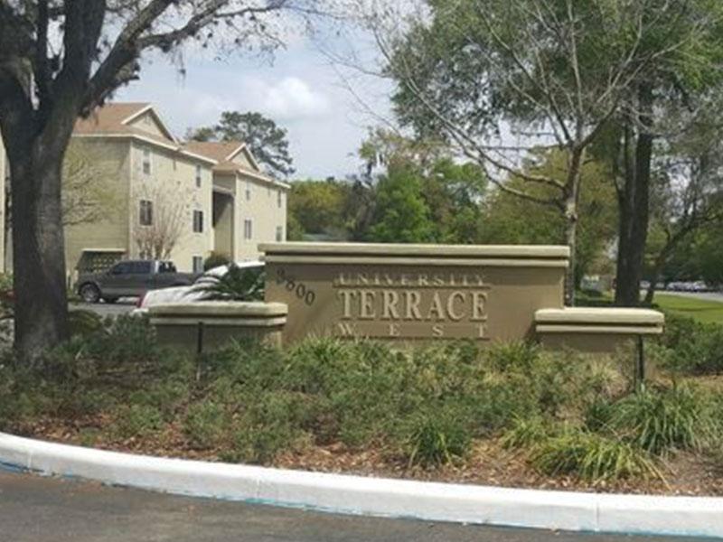 University Terrace West